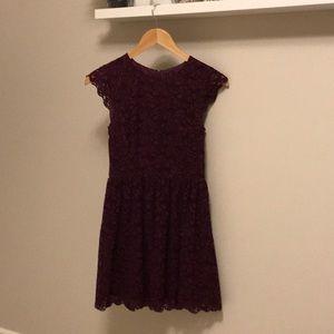 ARITZIA TALULA Lace Dress, size 0